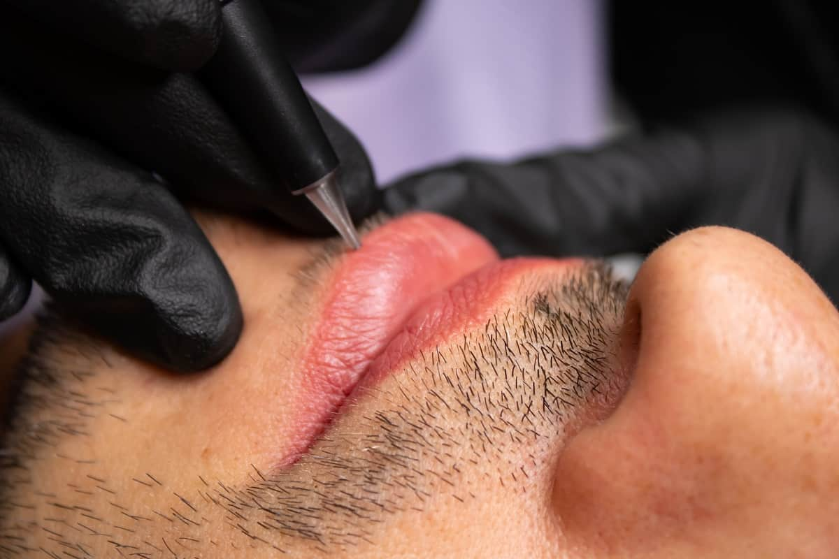 Pros And Cons Of Getting An Inner Lip Tattoo